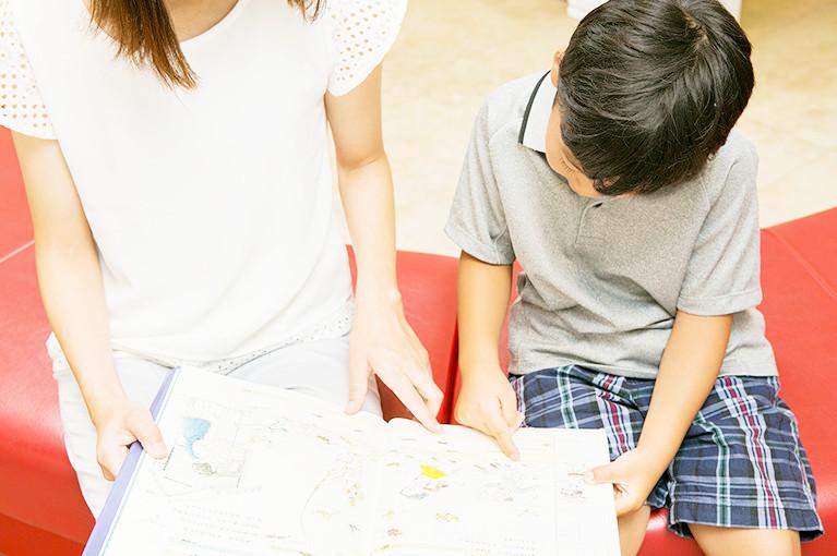 小児科を訪れるお母さま方の不安を取り除きます